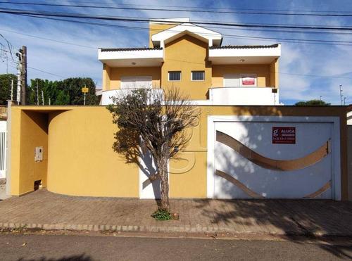 Sobrado Para Alugar, 350 M² Por R$ 5.000,00/mês - Nova Londres - Londrina/pr - So0021