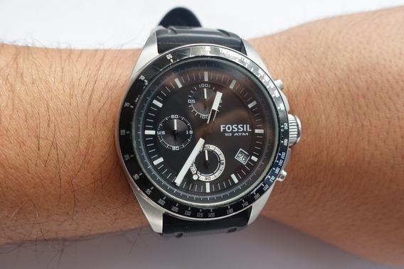 Reloj Fossil Ch2573ie Chronografo Elegante