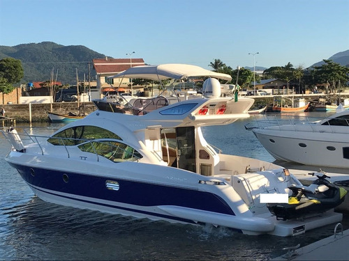 Intermarine 430 Full Ñ Azimut Ferretti Phantom