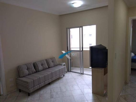 Apartamento Mobiliado No 5º Andar Para Venda No Bairro Vila Mogilar - Ap4959