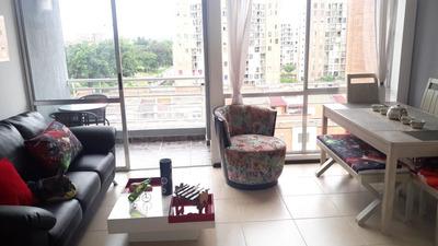 Vendo Apartamento En Valle Del Lili. 153-18