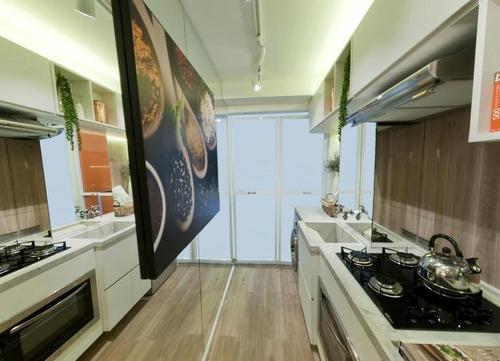 Apartamento Com 2 Dormitórios À Venda, 40 M² Por R$ 160.000,00 - Parque Bristol - São Paulo/sp - 9556