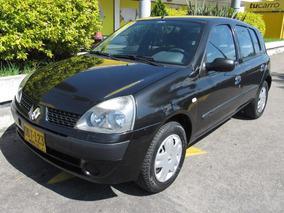 Renault Clio Iii Autentique 1.6 Mt Aa
