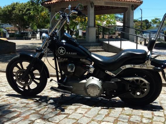 Harley Davidson Fxst Softail 1600