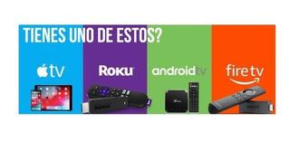 Latino Tv Para Fire Stick , Tv Box