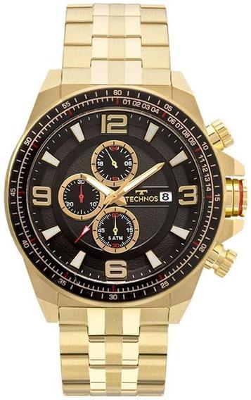 Relógio Technos Masculino Performance Skymaster Js15fc/4p