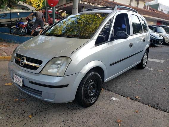 Chevrolet Meriva 1.8 Gl, Anticipo Mas Cuotas, Financio