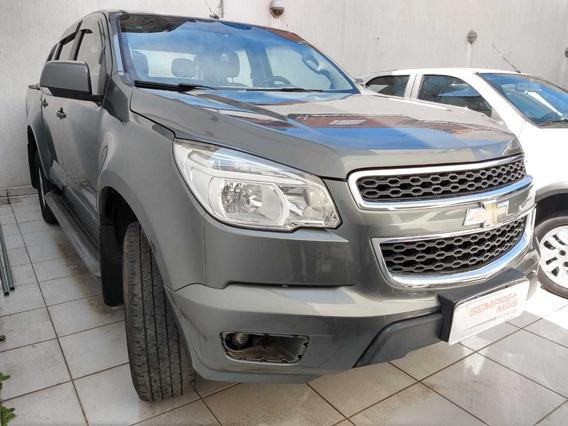Chevrolet S10 2.4 Lt Cab. Dupla 4x2 Flex 4p 2013 Veiculos