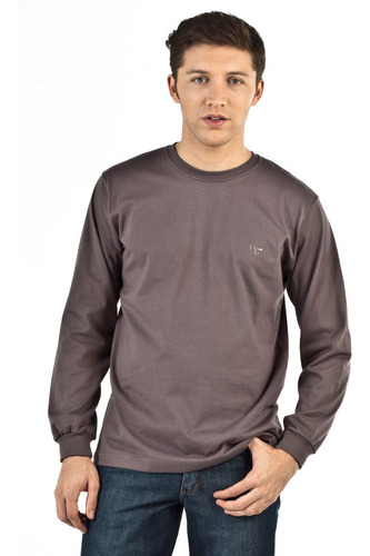 T-shirt Manga Larga Modelo 1281 Jersey Howard