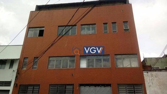 Prédio Comercial À Venda, Belenzinho, São Paulo. - Pr0001