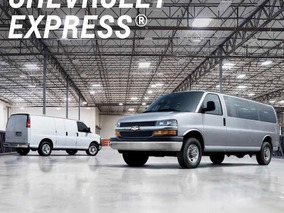 Chevrolet Express 6.0 Ls C 15 Pas At 2019