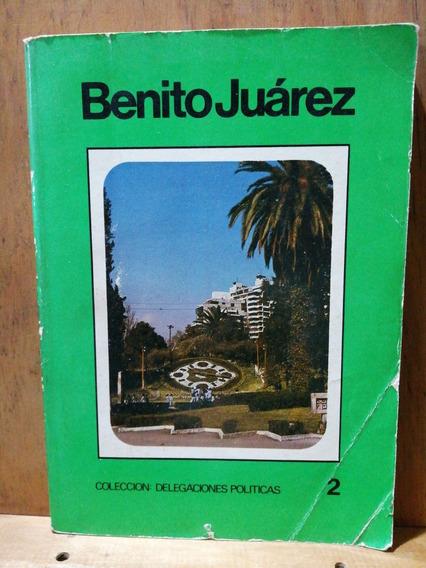 Chambajlum Benito Juárez Delegaciones Politicas 2