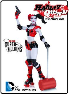 Harley Quinn: Super Villains. Dc Collectibles. 2015.