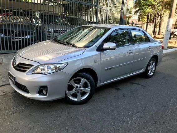 Corolla Xei 2012 Prata Novo Unico Dono !!!
