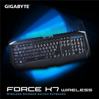 Teclado Gigabyte Force K7 Wireless