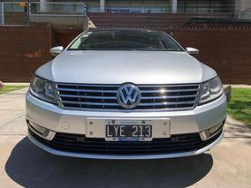 Volkswagen Cc 2.0 Luxury Dsg 2.0 Tsi 1ºdueño ´12 Tomas Bord