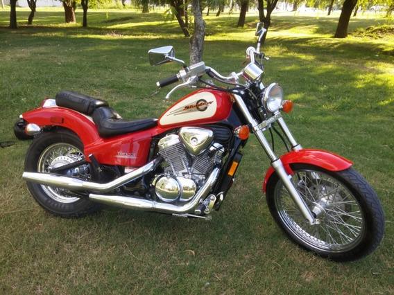 Honda Shadow Vlx 600 100% Original Estado Impecable