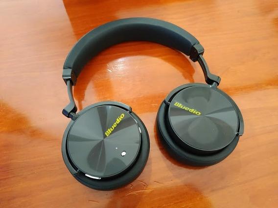 Fone Bluetooth 5.0 Bluedio T5 Cancel Ruído - Nova Versão
