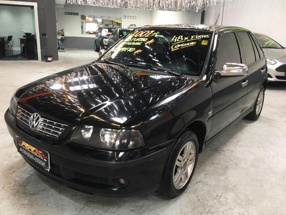Volkswagen Gol Turbo 2001