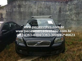 Volvo V50 S40 2.4 E T5 Motor / Cambio / Bomba / Sucata