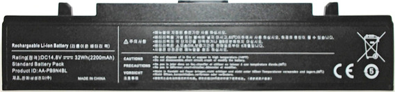 Bateria Notebook Samsung Rv411 4 Celulas