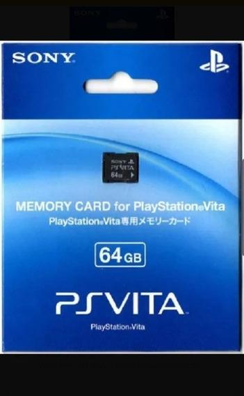 64gb Psvita Card