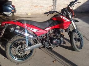 Moto Zanella 200