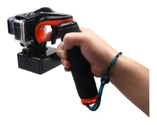 Gopro Hero 5/6 Sujetador Grip, Waterproof Sumergible