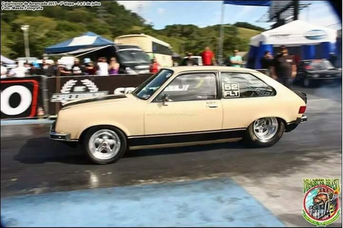 Chevette Hatch  Categoria Flt  Arrancada, Motor Novo