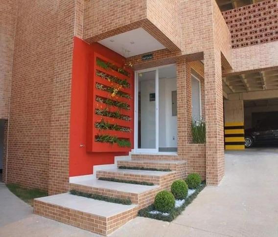 Lindo Apto 2 Dorm 1 Ste C/ Móveis Planejados Centro Bragança