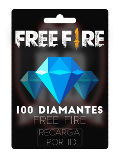 100 Diamantes Free Fire | Solo Id ( 1 A 24hs ) | Rektstore