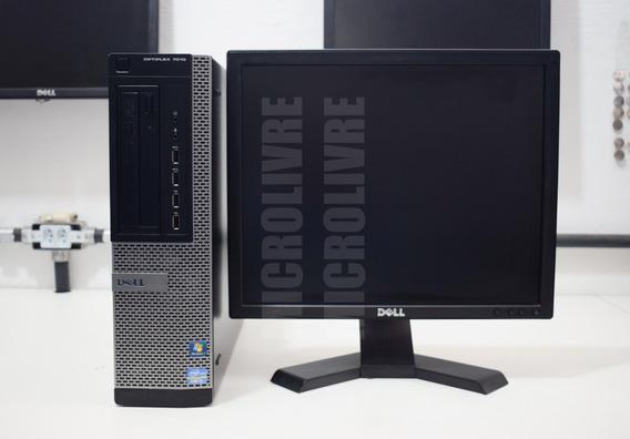 Computador Dell 7010 I5 3 Geração + Monitor Lcd 17