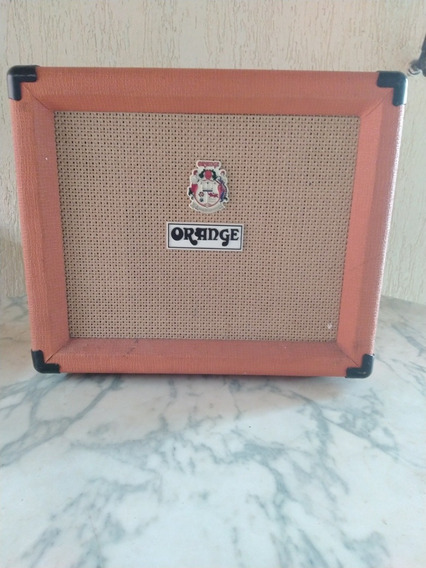 Amplificador De Guitarra Orange Crush 20l