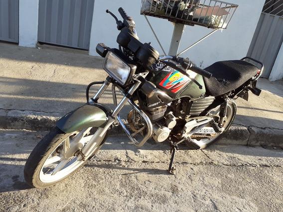 Honda Strada Cbx 200cc