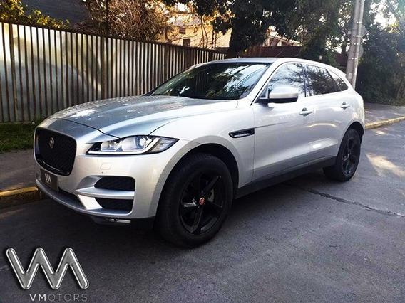 Jaguar F-space 2.0d Prestige Awd Año 2018