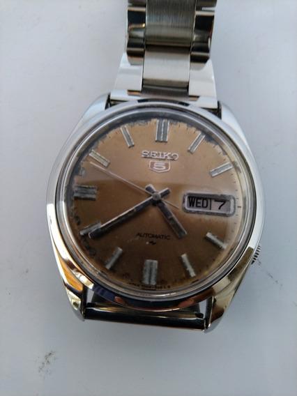 Relógio Antigo Seiko Automatico