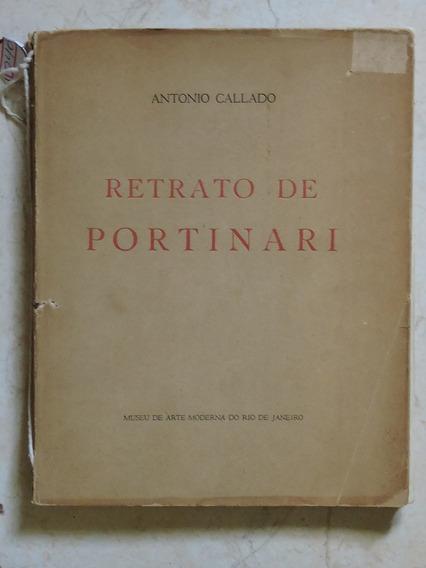 Retrato De Portinari 1955 Antonio Callado 172 Pg 51 Obras