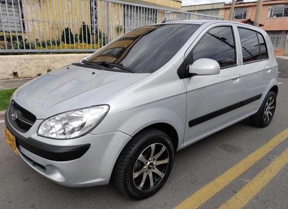 Hyundai Getz Mt 1.4 Gls