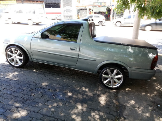 Chevrolet Corsa Pick-up 1.6 St 2p 2002 Completa