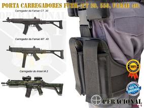 Porta Carregadores De Perna Ct 30, 40 Famae .40 ,imbel 556.