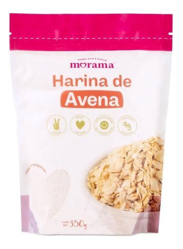 Harina De Avena Morama-natural Ideal Dieta Keto -fralugio