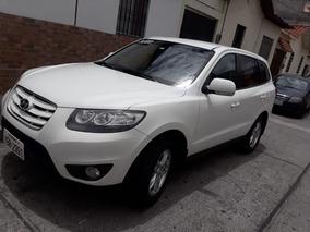 Hyundai Santafe 2.4manual 2012 Excelente Estado Como Nuevo