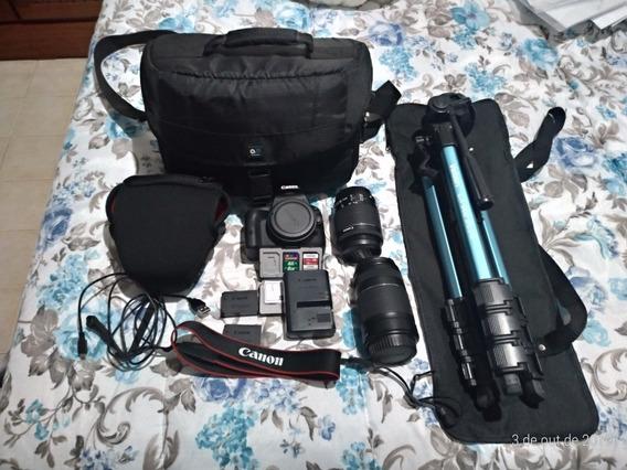 Câmera Fotográfica Canon Kiss X7 ( Rebel Sl1)