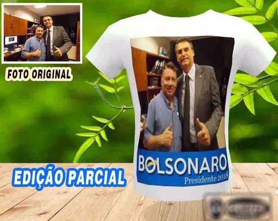 Camisa Somos Todos Bolsonaro