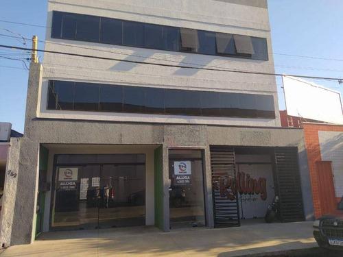 Imagem 1 de 5 de Sala Para Alugar, 45 M² Por R$ 1.000,00 - Centro - Indaiatuba/sp - Sa0009