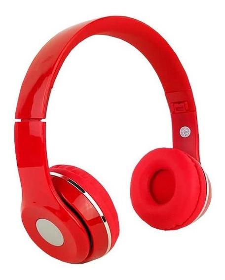 Headfone Bluetooth Com Microfone E Fio P2 Barato Kp-415