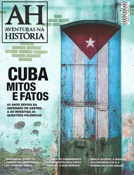 Revista Av. Na História - Ed 188: 01/19 - Cuba Mitos E Fatos