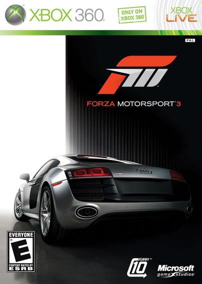 Forza Motorsport 3 Xbox 360 | Mídia Física Original