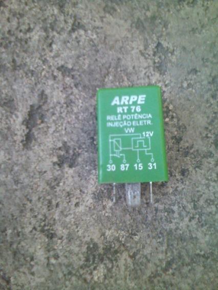 Relê Rt76 Potencia Injeção Eletrónica Escort