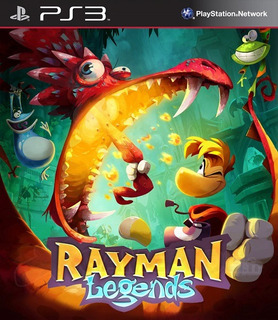 Rayman® Legends (ps3)